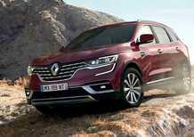 Renault Koleos, restyling leggero per il SUV francese