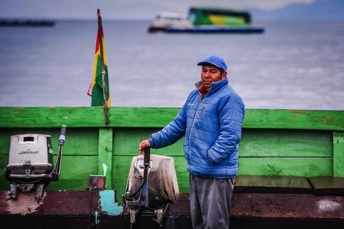 Dakar Rewind. Sud America. 7. Un Viaggio Indimenticabile Durato 10 Anni. Lago Titicaca (8)