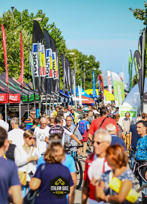 Italian Bike Festival 2019. La seconda edizione dal 13 al 15 settembre
