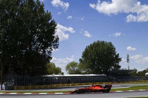 F1, GP Canada 2019, Vettel: «Sono pieno di adrenalina»  (6)