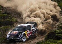 WRC 2019 Italia Sardegna. Valigie Sardegna