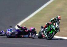 Rea a Jerez come Rossi e Márquez . Ma non Dovizioso