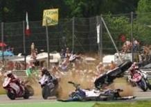 La Superbike a Monza