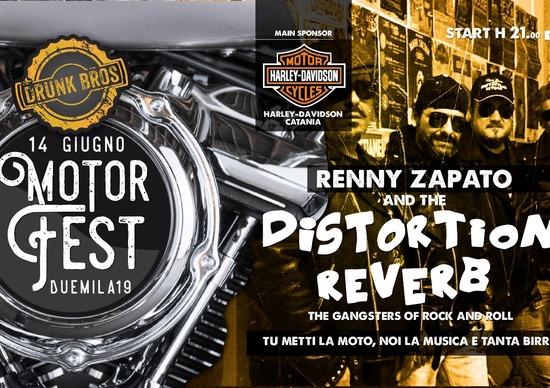 Motor Fest con Harley-Davidson Catania