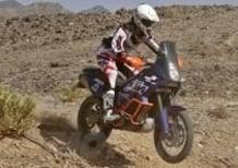 KTM 990 Adventure Dakar