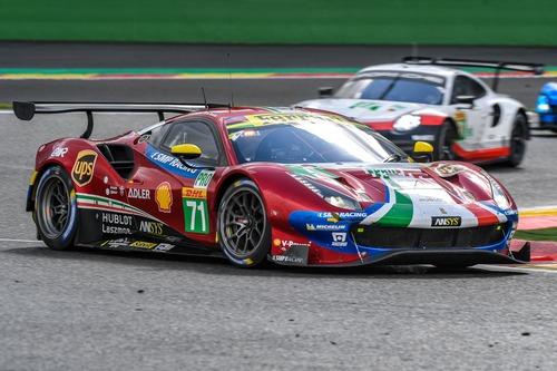 Davide Rigon, un sogno rosso nella notte di Le Mans
