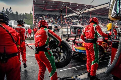 Davide Rigon, un sogno rosso nella notte di Le Mans (7)