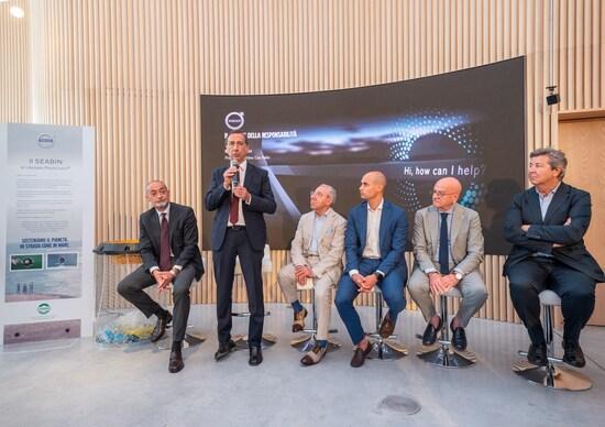 Volvo, aumenta il sostegno al progetto LifeGate PlasticLess contro la plastica nei mari