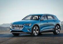Audi e-tron, richiamo negli USA