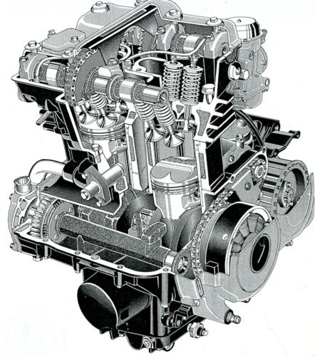 Motori bicilindrici paralleli: guerra alle vibrazioni (6)