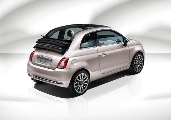 Fca, Fiat presenta due nuove stelle: ecco 500 Star e Rockstar