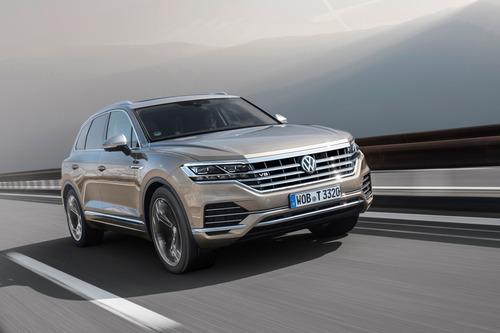 Volkswagen Touareg, il V8 TDI in Italia da 97.000 euro
