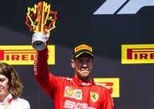 F1: penalità Vettel, la Ferrari ritira l'appello. Ma non finisce qui