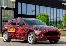 Aston Martin, la nuova fabbrica in Galles fa sperare i dipendenti Ford