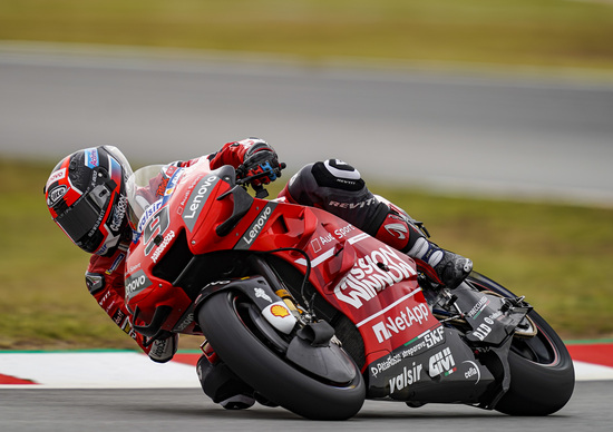 MotoGP 2019. I commenti dei piloti dopo le FP a Barcellona