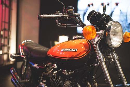 Eleganza su due ruote: vince la Ducati 450 Scrambler (4)