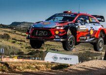 WRC19 Italia Sardegna. Maneggiare con Cura. Sordo (Hyundai)
