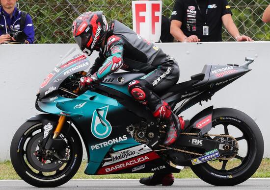 MotoGP 2019. Quartararo in pole nel GP di Catalunya
