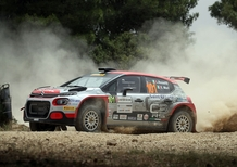 WRC19 Italia Sardegna. CIR. È duello Rossetti-Basso
