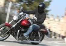 Triumph Speedmaster e America