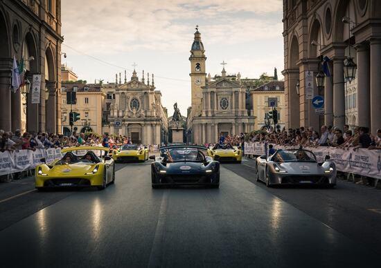 Info e orari Salone dell'Auto di Torino Parco Valentino 2019