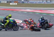 Rossi, Lorenzo e gli errori pesanti