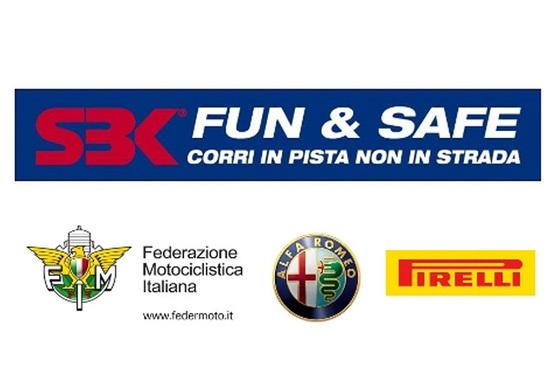 Infront impegnata nella sicurezza con il progetto Fun & Safe