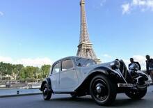 Citroën: un viaggio nel tempo per festeggiare il secolo di storia [Video]