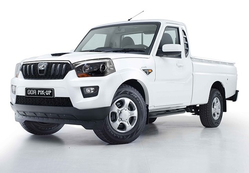Mahindra Goa Pik-Up Plus, rinnovato il pick-up indiano (4)