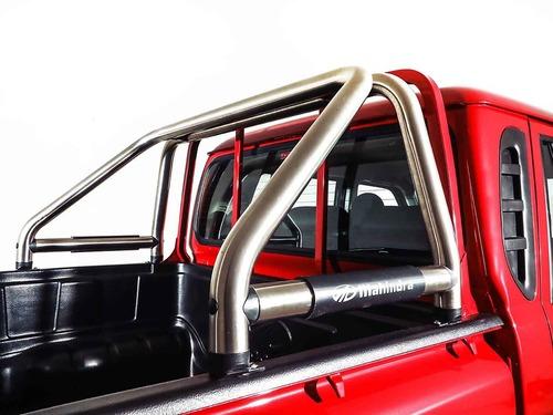 Mahindra Goa Pik-Up Plus, rinnovato il pick-up indiano (9)