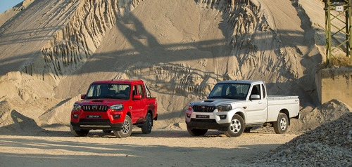 Mahindra Goa Pik-Up Plus, rinnovato il pick-up indiano (2)