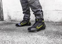 Wheelup: scarpe moto Blend Ventex Air