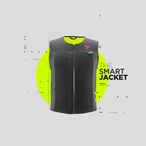 Dainese Smart Jacket, il gilet airbag D-air: com'è fatto, e come funziona? (8)