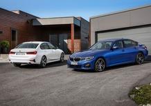 Listini 2019: BMW Serie 3, si parte da 39.750 euro