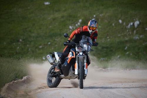 KTM 790 Adventure R Rally: ancora più specialistica!
