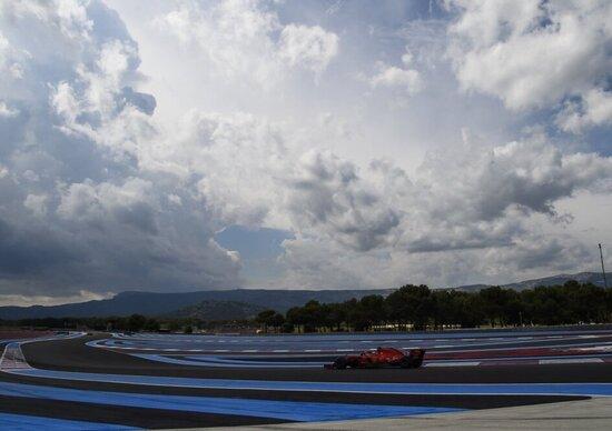 F1, GP Francia 2019: le previsioni meteo a Le Castellet