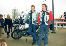 Long Way Up: Charlie Boorman e Ewan McGregor tornano sullo schermo