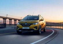 Renault Triber, un nuovo SUV per l'India