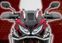 Honda CRF Africa Twin 2020. Sarà una 1.100?
