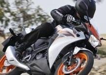 Honda CBR125R – CBR250R