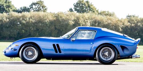 """La Ferrari 250 GTO è """"opera d'arte"""". Così il Cavallino si difende in tribunale dalle imitazioni (3)"""