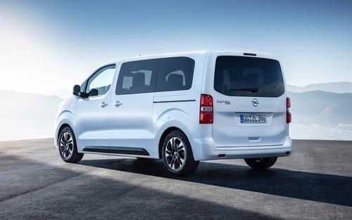 Opel Zafira Life: portatutto dappertutto (7)