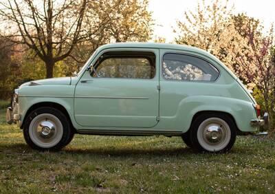 600 d'epoca del 1958 a Lozzo Atestino