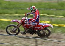 EnduroGP, GP Italia: Meo, Cervantes, venerdì leggendario