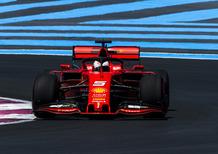 F1, GP Francia 2019, Vettel: «Qualifiche strane»