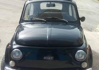 500 F d'epoca del 1971 a Alessandria della Rocca