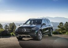 Mercedes GLS, il non plus ultra del SUV secondo la Stella