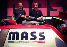 Artigiani da corsa: Antonio e Giancarlo Saitta (Mass moto)