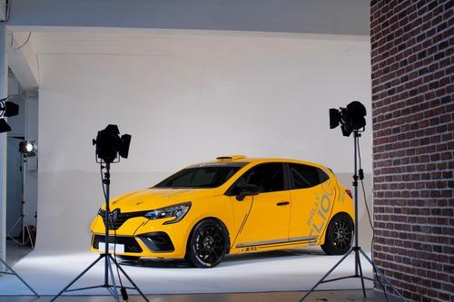 Renault Clio: Cup, Rally ed RX 2020 in un'auto sola