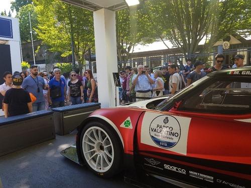 Parco Valentino 2019: pillole di Motor Show open a Torino (6)